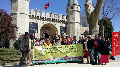 Galery Umroh Plus Turki 02 April